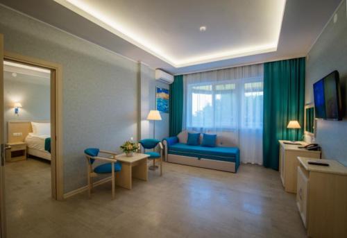 Люкс 2-местный 2-х комнатный